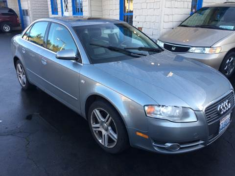 2007 Audi A4 for sale at All Star Automotive in Tacoma WA