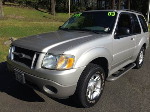 2003 Ford Explorer Sport for sale at All Star Automotive in Tacoma WA
