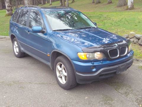 2001 BMW X5 for sale at All Star Automotive in Tacoma WA