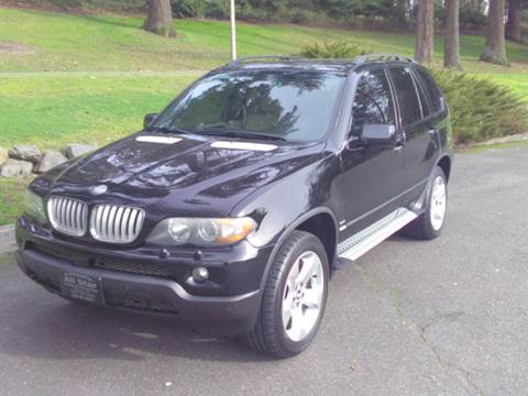 2005 BMW X5 for sale at All Star Automotive in Tacoma WA