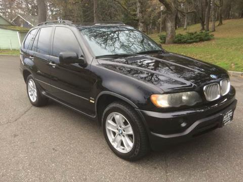2002 BMW X5 for sale at All Star Automotive in Tacoma WA