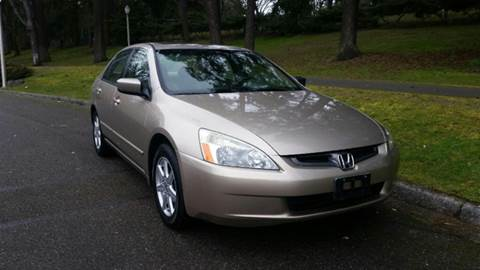 2003 Honda Accord for sale at All Star Automotive in Tacoma WA