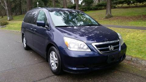 2006 Honda Odyssey for sale at All Star Automotive in Tacoma WA