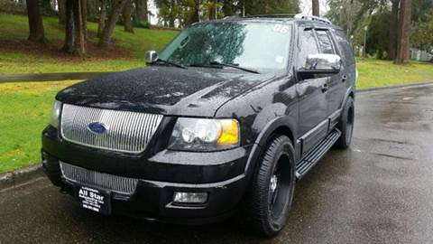 2006 Ford Expedition for sale at All Star Automotive in Tacoma WA