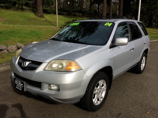 2004 Acura MDX for sale at All Star Automotive in Tacoma WA