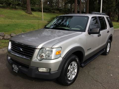 2006 Ford Explorer for sale at All Star Automotive in Tacoma WA