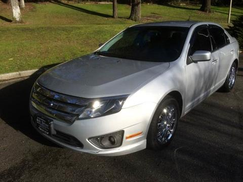 2010 Ford Fusion for sale at All Star Automotive in Tacoma WA