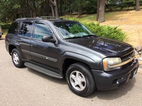 2004 Chevrolet TrailBlazer for sale at All Star Automotive in Tacoma WA