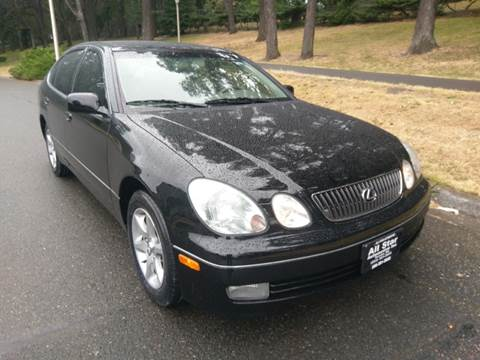 2004 Lexus GS 300 for sale at All Star Automotive in Tacoma WA