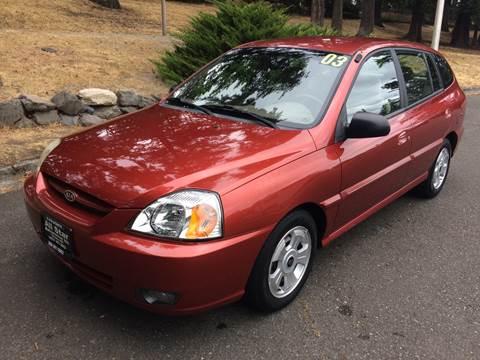 2003 Kia Rio for sale at All Star Automotive in Tacoma WA