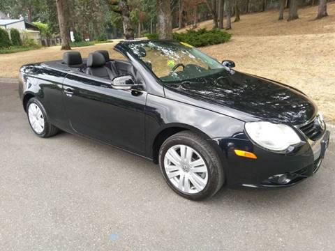 2008 Volkswagen Eos for sale at All Star Automotive in Tacoma WA