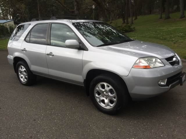 2001 Acura MDX for sale at All Star Automotive in Tacoma WA