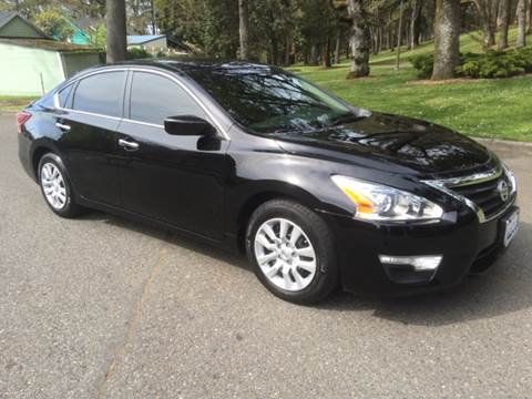 2013 Nissan Altima for sale at All Star Automotive in Tacoma WA