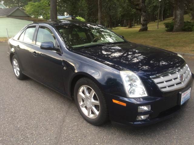 2005 Cadillac STS for sale at All Star Automotive in Tacoma WA