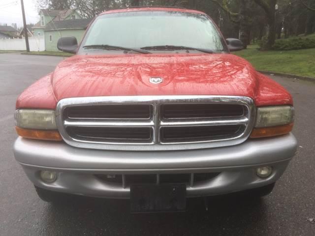 2002 Dodge Durango SLT Plus 4WD 4dr SUV - Tacoma WA