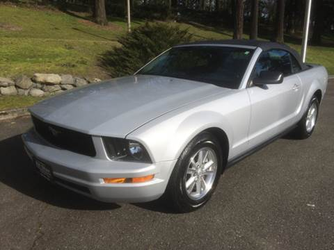 2007 Ford Mustang for sale at All Star Automotive in Tacoma WA