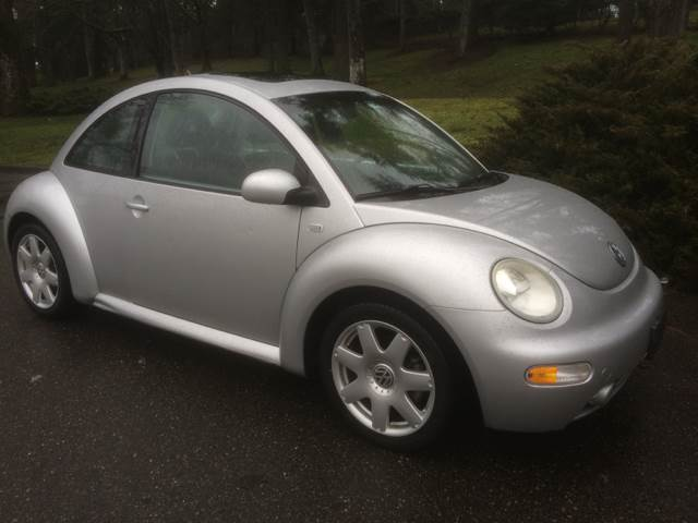 2001 Volkswagen New Beetle for sale at All Star Automotive in Tacoma WA