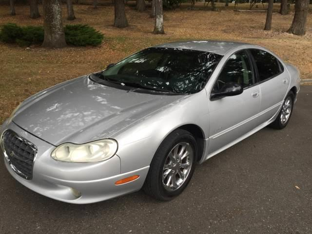2000 Chrysler LHS for sale at All Star Automotive in Tacoma WA