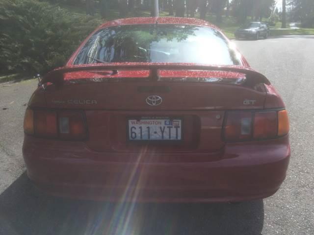 1999 Toyota Celica GT 2dr Hatchback - Tacoma WA