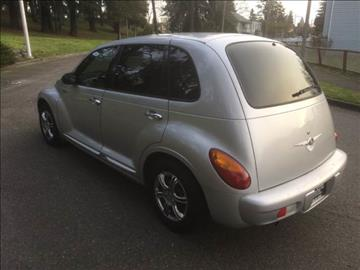 2003 Chrysler PT Cruiser for sale at All Star Automotive in Tacoma WA