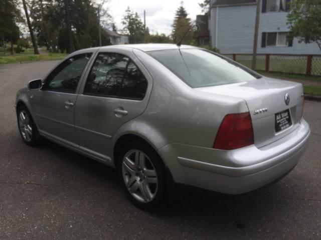 2001 Volkswagen Jetta GLX VR6 4dr Sedan - Tacoma WA
