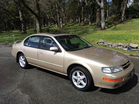 1998 Nissan Maxima for sale at All Star Automotive in Tacoma WA