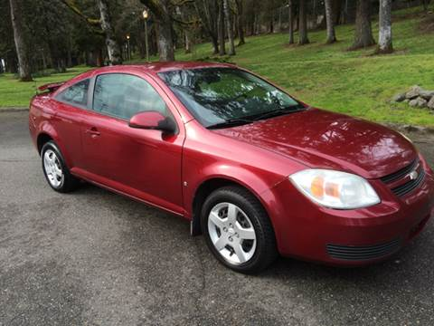 2007 Chevrolet Cobalt for sale at All Star Automotive in Tacoma WA