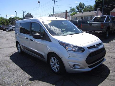 2015 Ford Transit Connect Cargo for sale in Malden, MA