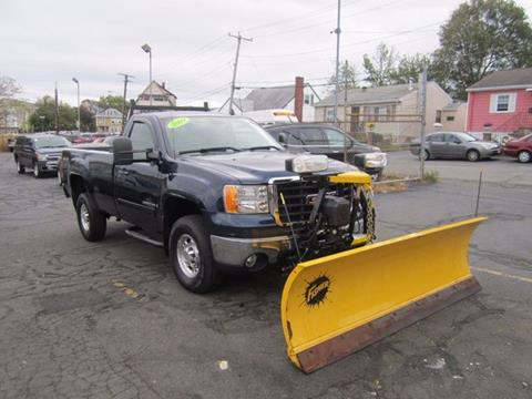 2009 GMC Sierra 2500HD for sale in Malden, MA