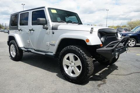 2008 Jeep Wrangler Unlimited for sale in Malden, MA