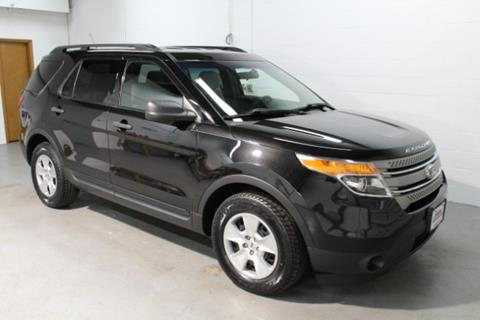2012 Ford Explorer for sale in Twinsburg, OH