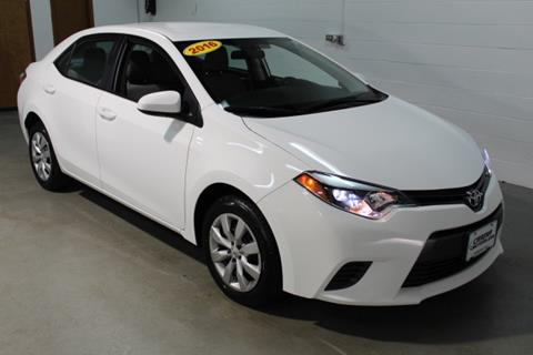 2016 Toyota Corolla for sale in Twinsburg, OH