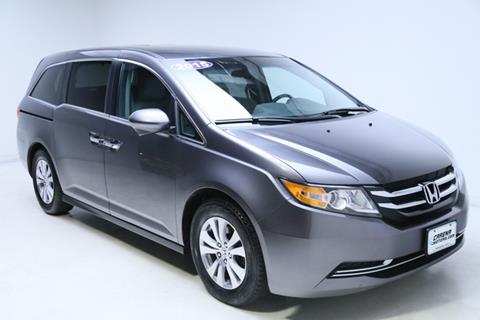 2015 Honda Odyssey for sale in Twinsburg, OH