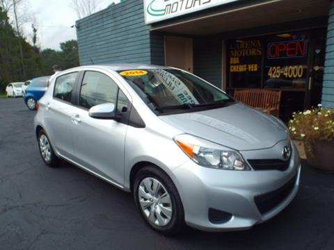 2014 Toyota Yaris for sale in Twinsburg, OH