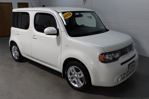 2012 Nissan cube for sale in Twinsburg, OH