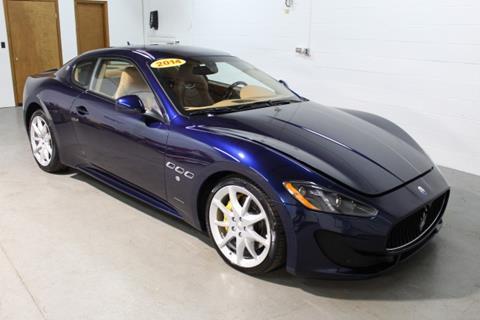 2014 Maserati GranTurismo for sale in Twinsburg, OH