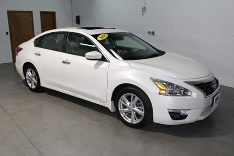2015 Nissan Altima for sale in Twinsburg, OH