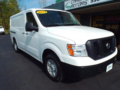 2013 Nissan NV Cargo for sale in Twinsburg, OH
