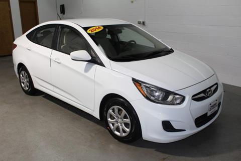 2014 Hyundai Accent for sale in Twinsburg, OH