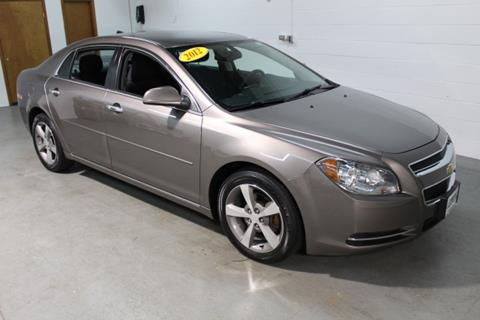 2012 Chevrolet Malibu for sale in Twinsburg, OH