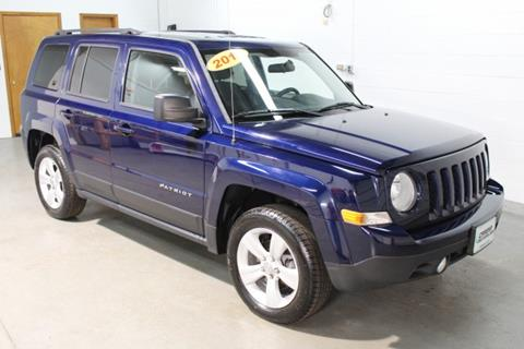 2012 Jeep Patriot for sale in Twinsburg, OH