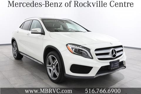 2015 Mercedes-Benz GLA for sale in Rockville Centre, NY