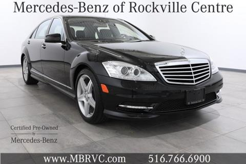 2010 Mercedes-Benz S-Class for sale in Rockville Centre, NY