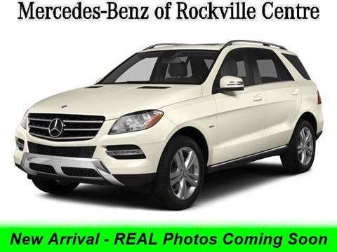 2015 Mercedes-Benz M-Class for sale in Rockville Centre, NY