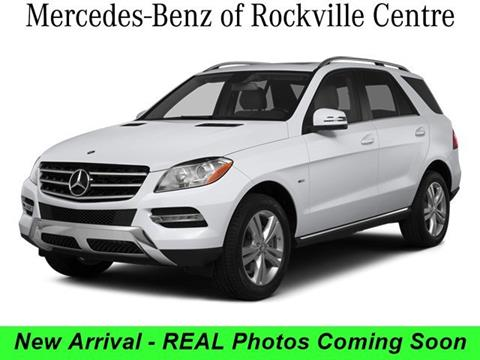 2014 Mercedes-Benz M-Class for sale in Rockville Centre, NY