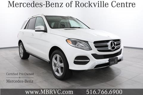 2016 Mercedes-Benz GLE for sale in Rockville Centre, NY