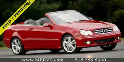 2008 Mercedes-Benz CLK for sale in Rockville Centre NY