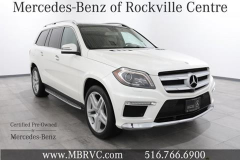 2014 Mercedes-Benz GL-Class for sale in Rockville Centre NY