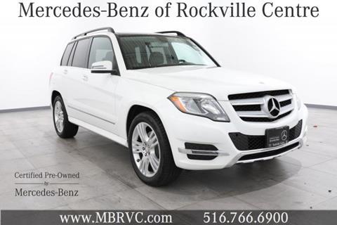 2015 Mercedes-Benz GLK for sale in Rockville Centre NY