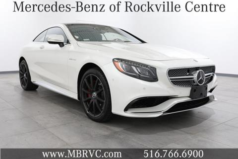 2016 Mercedes-Benz S-Class for sale in Rockville Centre NY